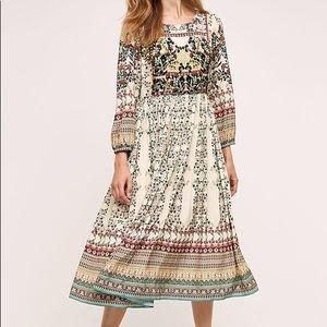fd59b14a45505 bhanuni Dresses | Anthropologie Far Fields Maxi Dress By | Poshmark